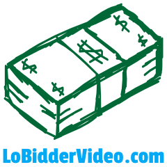 Lo Bidder Video Logo