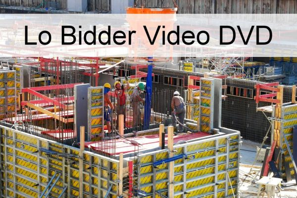The Lo Bidder Video on DVD